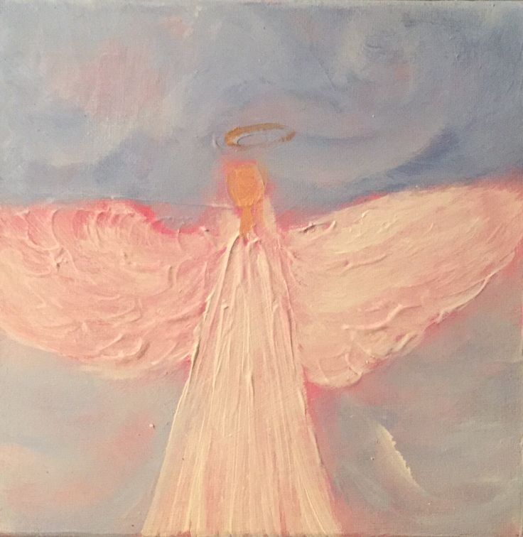 Love Angel. Sign by Maria Vane -Tempest.2016
