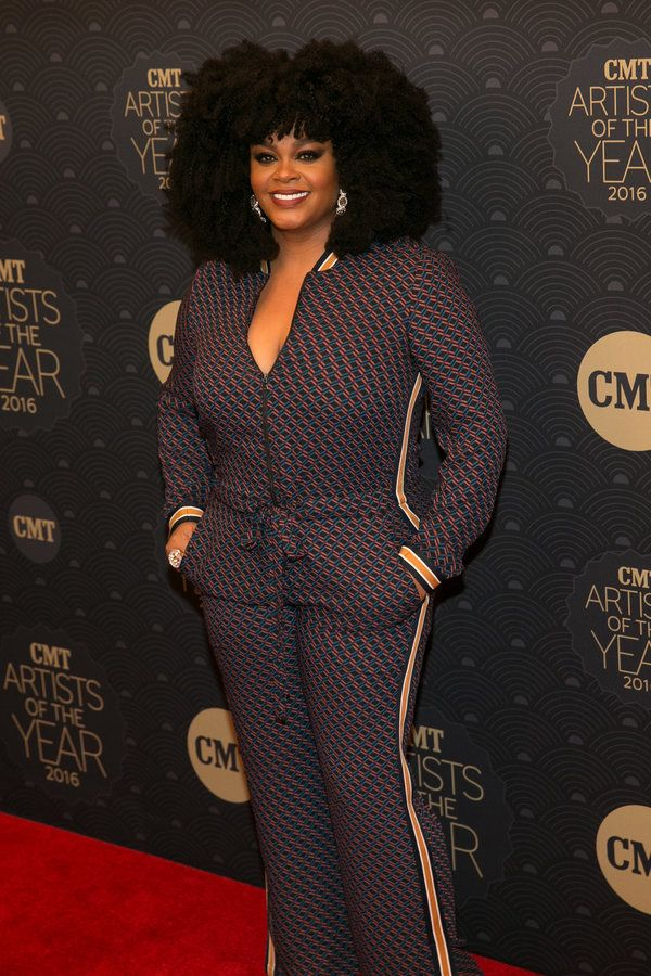 Jill Scott  - Why We're Always Crushing on Jill Scott's Killer Curvy Girl Style