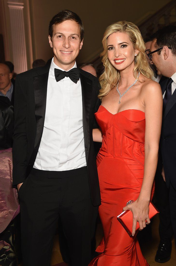 Pin for Later: The Shortest Celebrity Engagements Ivanka Trump and Jared Kushner