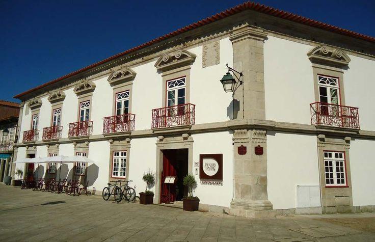Dos hoteles con mucho encanto en Portugal
