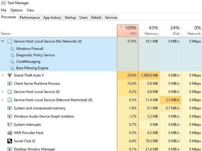 Solved Wuauserv Windows Update High Cpu Usage In Windows 10