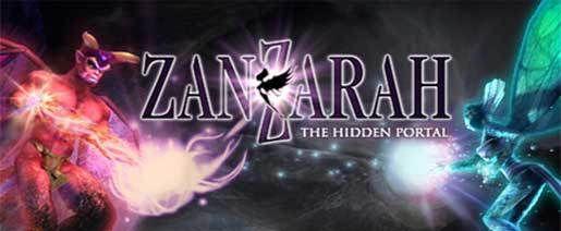 Zanzarah The Hidden Portal Steam Edition-HI2U