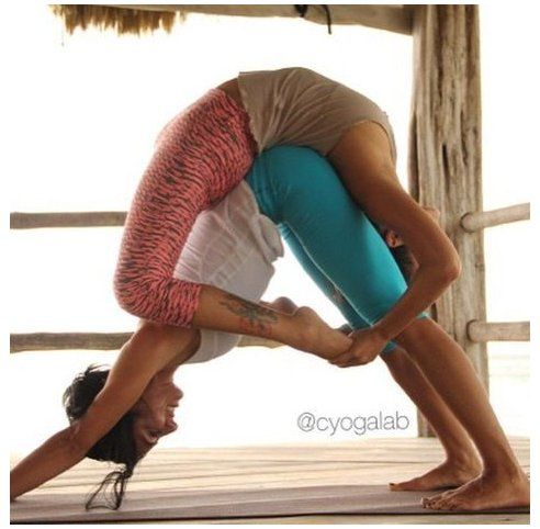 Partner Yoga Poses For Friends And Lovers Yoga Challenge 2 People Extreme Yogachallenge2people Couples Yoga Poses Yoga Poses For Men Yoga Challenge Poses