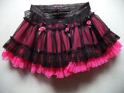 Womens TRIPP NYC skirt Sz 0 S  goth rave girl gothic valley girl costume sexy. Ebay.com
