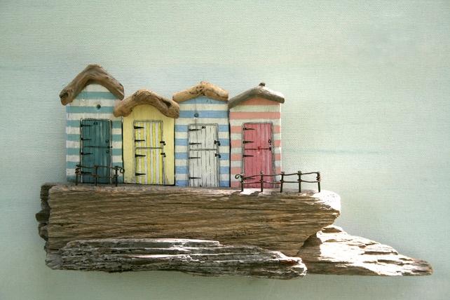 Eve's Cove Beach Huts £80.00