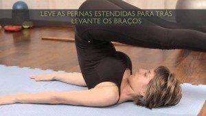 Exercícios para corrigir a postura corporal