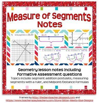 Unit 1 geometry basics homework 2 segment addition postulate