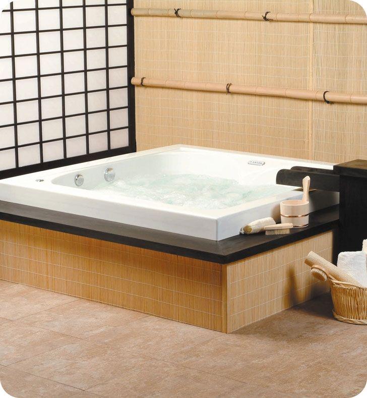 35 best Bathtubs images on Pinterest | Bathtubs, Soaking tubs and ...