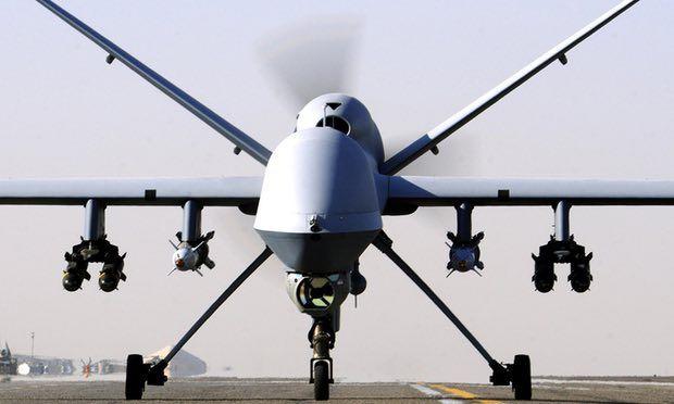 Pensiunan Perwira Angkatan Udara Kerajaan Inggris ini Sarankan Gamer Jadi Drone Operator