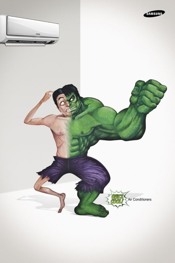 Samsung Air Conditioners: The Hulk