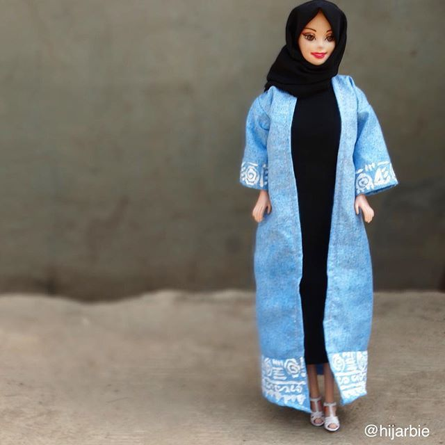 Meet Hijarbie: the Hijab-Wearing Barbie Who's Soaring to Instagram Fame