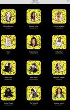Snapchat Usernames - Pretty Little Liars Cast - Wattpad