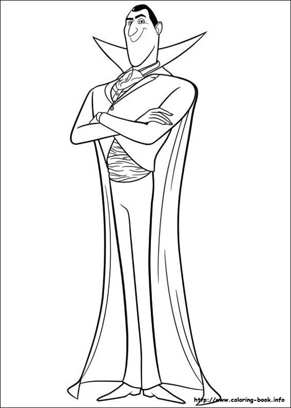 coloring pages hotel - photo#35