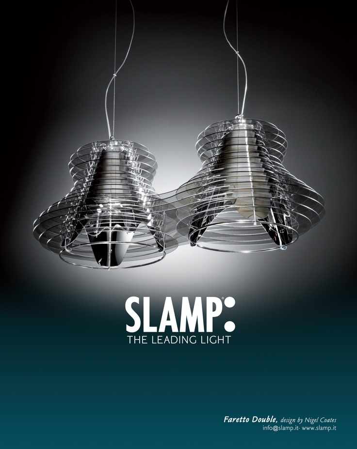Slamp - ADV 2011 - Faretto Double