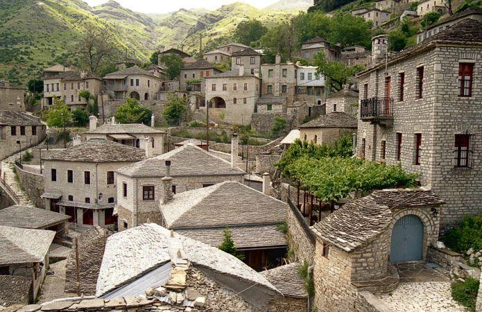 GREECE CHANEEL | #Syrrako village,  #Greece http://www.greece-channel.com/