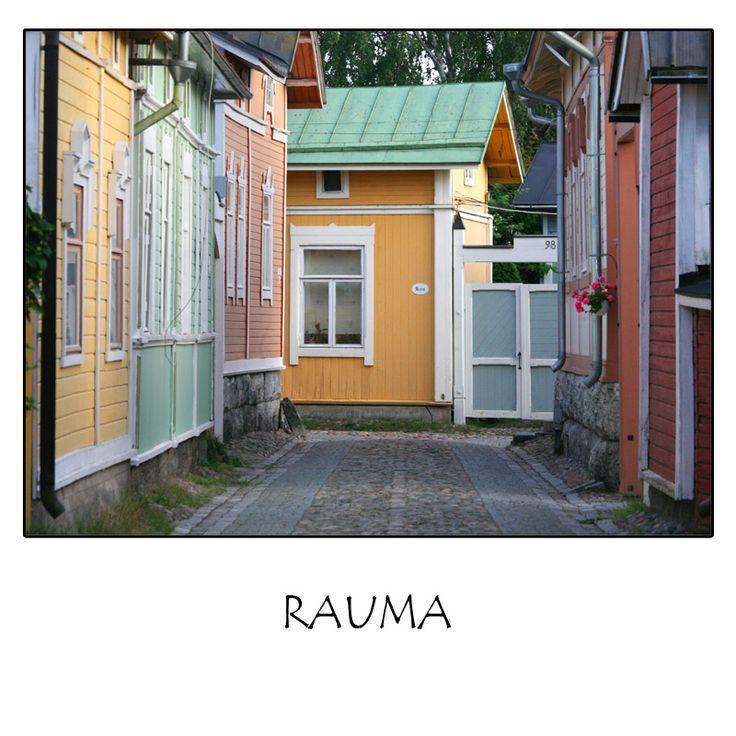 Rauma, a photo from Western Finland, South | TrekEarth