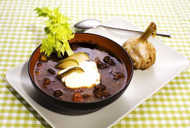 Anders Levéns gulaschsoppa | Recept från Köket.se