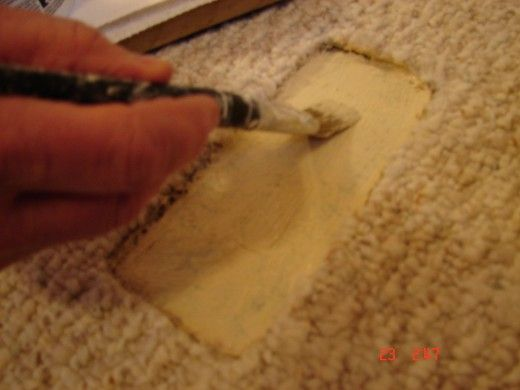 How To Repair Carpet Holes And Tears Tips Tricks