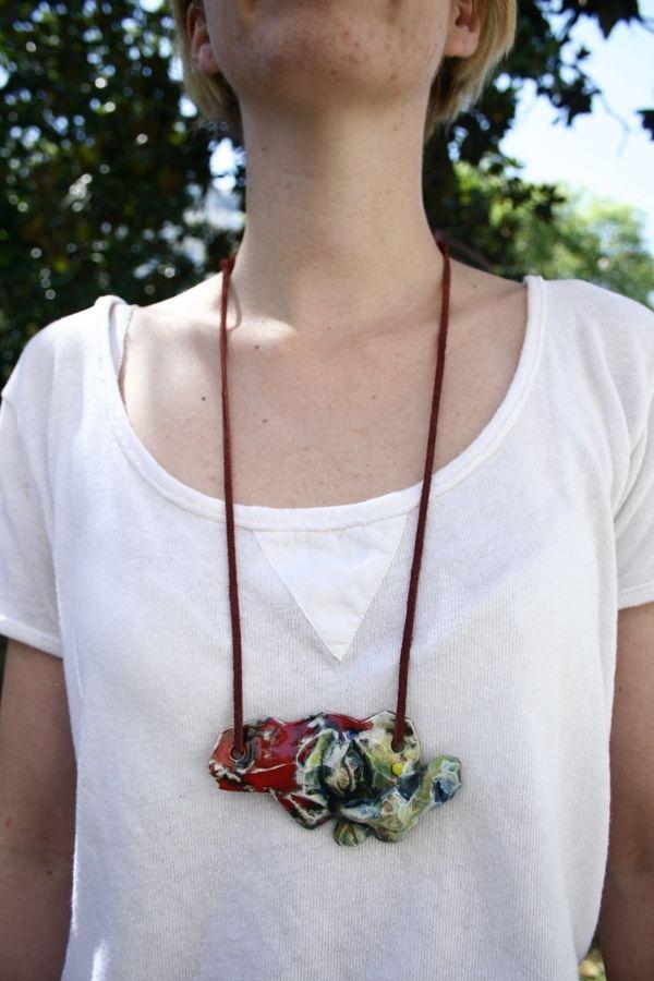 Jewelry by Burak Ayazoğlu, via Behance