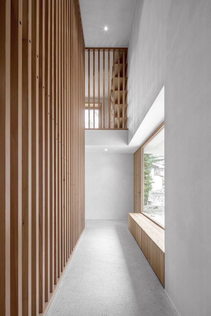 Haus in Südtirol von Daniel Ellecosta