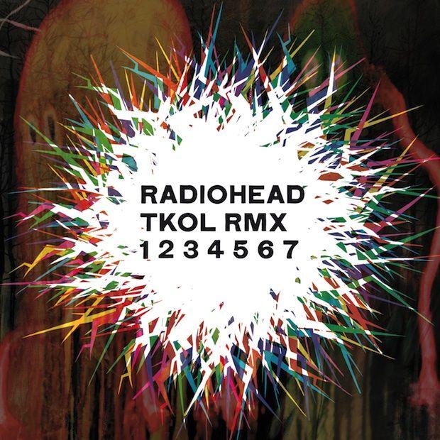 RADIOHEAD - TKOL RMX 1234567 (2CD)