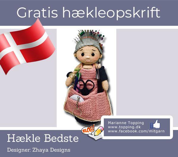 3554e5abfcc Hækle Bedste - gratis og dansk hækleopskrift fra Zhaya Designs ...