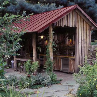 Great Building Outdoor Kitchen Rustic Outdoor Kitchens