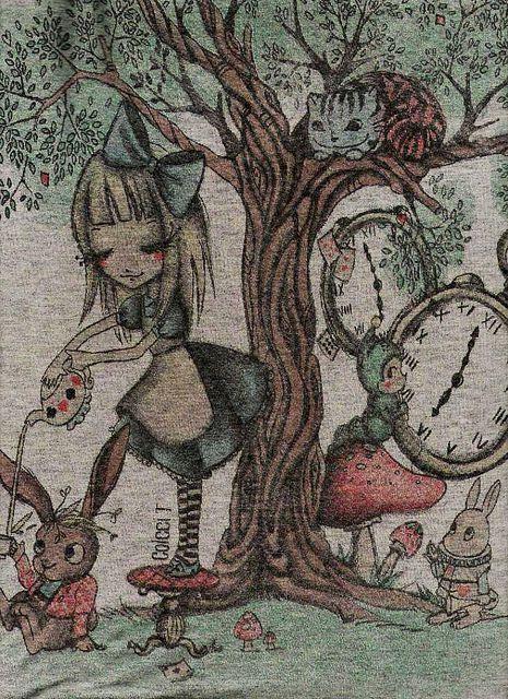 505 best alicia images on pinterest alice in wonderland disney alice tea cup fandeluxe Epub
