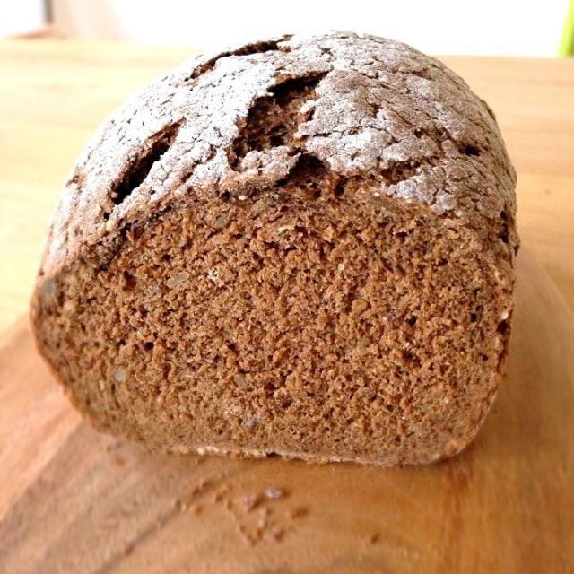 サワー種入りドイツパン - 11件のもぐもぐ - セレアルブロート by masako yana