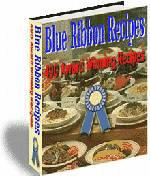 Blue Ribbon Recipes, 490 Award Winning Recipes is the very best of recipes from state fairs around the country. From cakes and cookies and breads to jellies and main dishes this one cookbook has it all and you can't go wrong with a recipe that has been a winner in a state fair competition. Inside you will find recipes from the past as well as some of the newest creations that will surely please your family and friends.    Instant Download: 490 Award Winning Recipes today for only 4.99