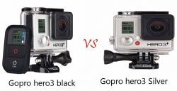 In this lens I am going to share you my real experience about Gopro silver vs black and also trying to help you to decide which Gopro to buy from...
