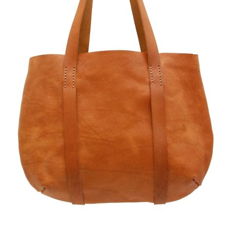 Red Oker Delight Tote – Tan from The Love of Leather - R1,149 (Save 15%)