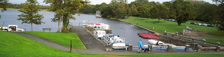 Walks by the water are Carrick on Shannon's speciality!  http://www.mycarrick.ie/to-do