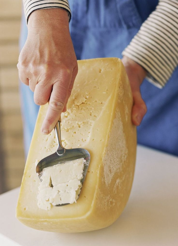 Who Cut the Cheese? Thor Bjørklund, That's Who!   History of the cheese slicer.