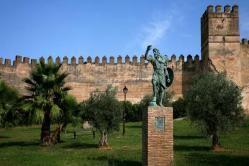 Alcazaba de Badajoz (SPAIN)