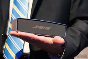 Bose product launch: The Verge