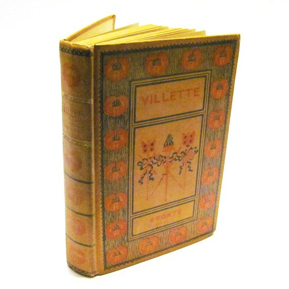 Villette by Charlotte Bronte it's hard enough to find a decent paperback of this book!