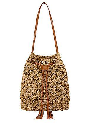 Straw Dolly Bag #kaleidoscope #new #ss17 #spring