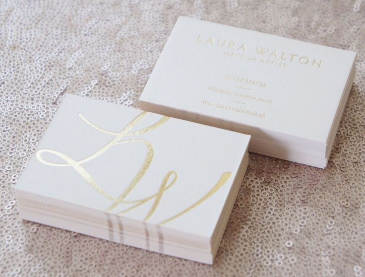 Best 25 Foil business cards ideas on Pinterest Beauty business