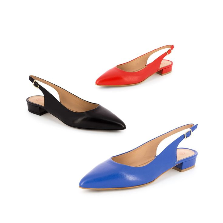 Stand out flats! Shop the PANABO by PAS DE ROUGE.  MADE IN ITALY  Available in-store or online at www.petersheppard.com.au