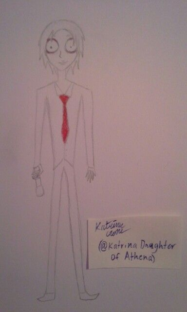 Revenge era Gerard Way Tim Burton-ized. By: Katrina Daughter of Athena