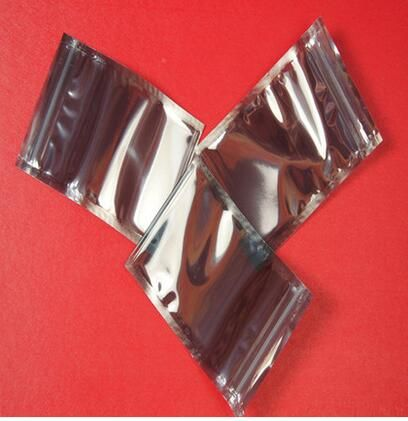 """15*20 cm Anti-Statique Blindage Sacs ESD Antistatique Paquet Sac à Fermeture Zip Zipper Pack Anti Statique De Stockage sacs Pour 3.5 """"Disques Durs"""