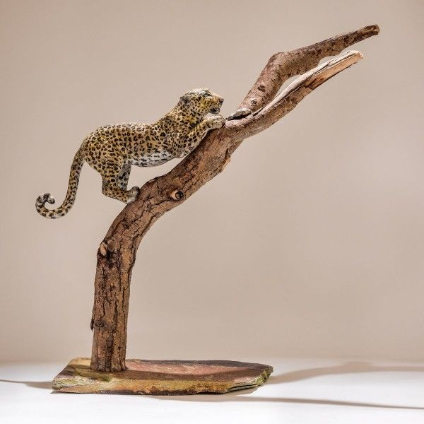 clay sculpture animals - photo #8