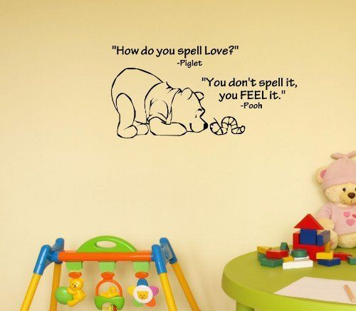 135 Best Images About Nursery Wall Decals On Pinterest
