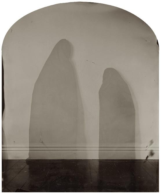 Ben Cauchi - Ghosts (2004 - Ambrotype) / http://bencauchi.com
