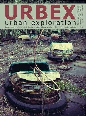 A whole site dedicated to urban exploration-photography - links to where you can buy printed and digital version of our 146page book at urbex.abandon.dk