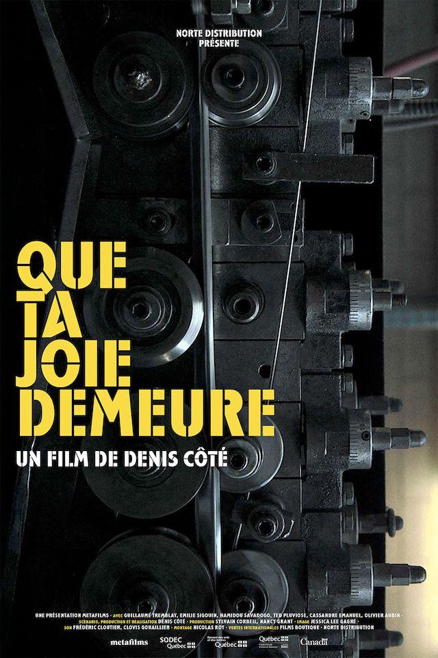 Que ta joie demeure: http://my-strapontin.com/film/que-ta-joie-demeure #QueTaJoieDemeure