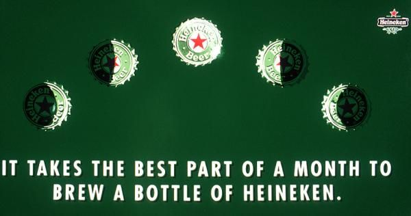 Heineken ad to honor Neil Armstrong
