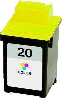 Buy #20 (15M0120) Color Ink Cartridge for Lexmark at Houseofinks.com. We offer to save 30-70% on ink and toner cartridges. 100% Satisfaction Guarantee.