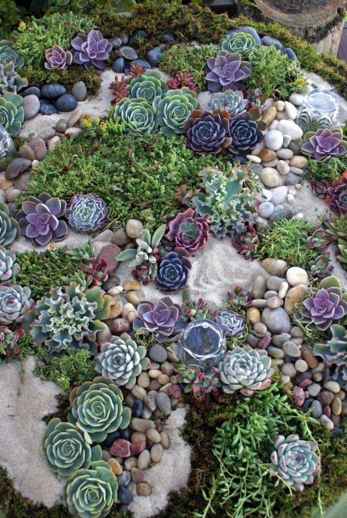 68 Marvelous Rock Garden Ideas Backyard Front Yard Page 13 Of